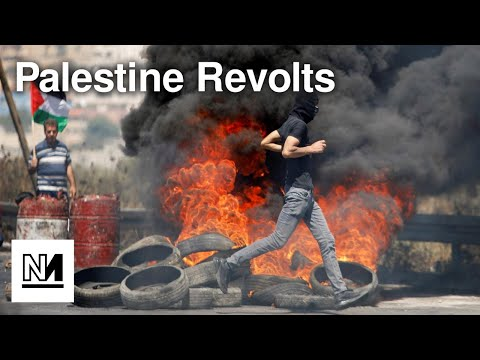 Palestinians Rise Up As Israel Escalates Attacks on Gaza | #TyskySour