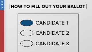 How to fill out a ballot in Minnesota