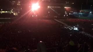 Foo Fighters - My Hero (live in Perth, Australia 20/01/18)