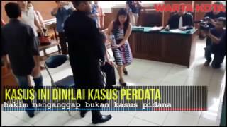 johannes bapak digugat anak Rp 10 miliar divonis bebas