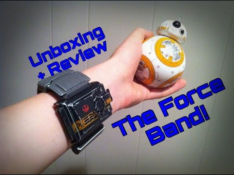 Honest Review: The Star Wars Force Band From Sphero!
