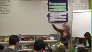 Classroom Video: City of Ember CIA Unit of Study