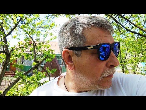 Поляризованные солнцезащитные очки авиаторы /Polarized Aviator Sunglasses