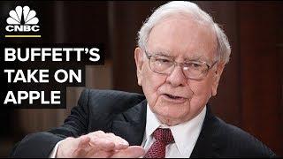 Warren Buffett On Apple Over The Years | CNBC