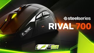 Мышка которая вибрирует ?! Обзор SteelSeries Rival 700