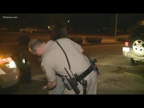 DUI's between Thanksgiving and Christmas up 13 percent this year
