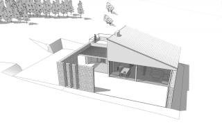 preview picture of video 'Off-grid house design in Spain.'