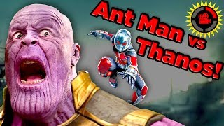 Film Theory: Thanos vs Ant Man - Cracking Endgame