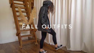 Fall Outfit Ideas 2018: Sporty Chic & Casual