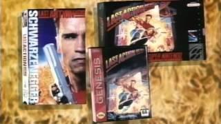 Last Action Hero (1993) Video