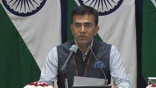 Jadhav Case   'Pakistan reading from a different verdict': MEA