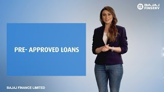 Everything you Should Know about Pre-Approved Offers from Bajaj Finserv