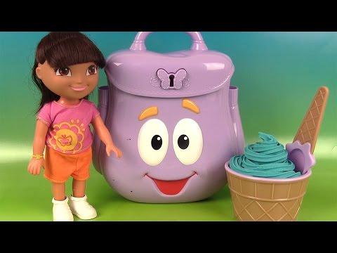 Video Dora l'exploratrice Sac à dos Oeufs Sachets Surprise Pat' Patrouille Batman