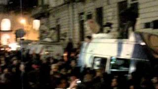 Plaza De Mayo De Duelo Hoy Murió Nestor Kirchner