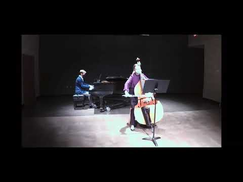 Clip of Eccles Sonata - Movement 1, played by Payton Liebe