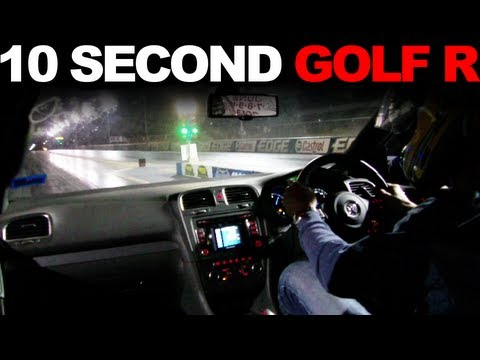 APR Australia's Street Legal 10 Second Quarter Mile Golf R
