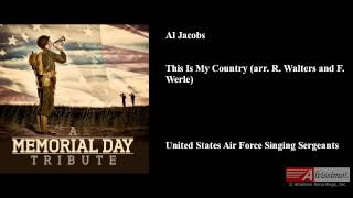 Raye & Jacobs - This Is My Country