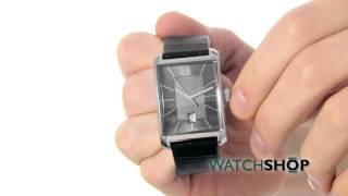 Calvin Klein Mens Window Watch (K2M21107)