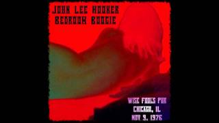 John Lee Hooker - Crawlin' King Snake (Live) Best Version!!