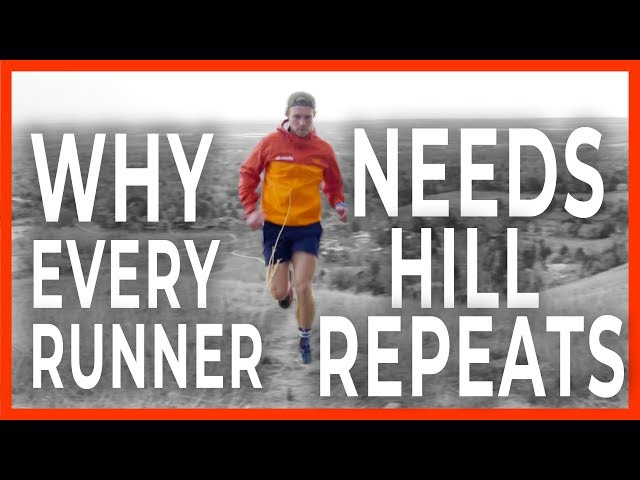 Why Every Runner Needs Hill Repeats