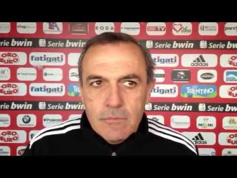 Castori presenta Bari-Varese