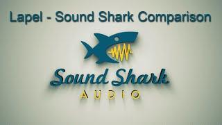 Lapel vs. Sound Shark Comparison