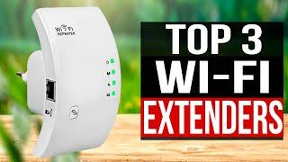 TOP 3: Best WiFi Extenders 2020