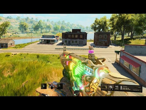 BATTLE ROYALE IN A NUTSHELL | Black Ops 4 Blackout