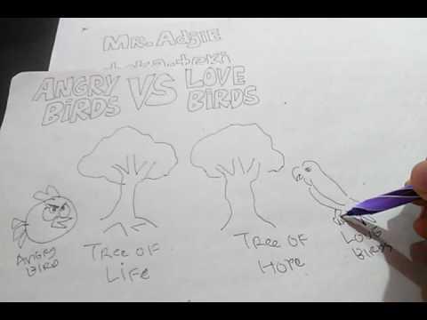 TEKA TEKI MATEMATIKA GOKIL PART 38 : ANGRY BIRDS VS LOVEBIRDS
