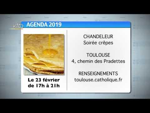 Agenda du 18 février 2019