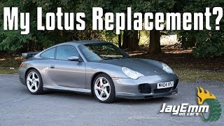 Did I just replace my Lotus with an Old Porsche 911?