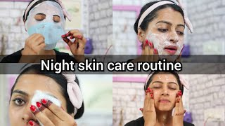 Holiday Special: Night Skin Care Routine For the Flawless Skin! || #skincare