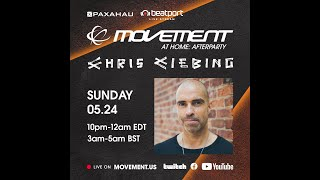 Chris Liebing - Live @ Movement x Home Afterparty 2020
