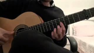 Gipsy Kings - Moorea (Cover by Alex Maisuradze)