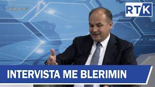 Intervista me Blerimin -