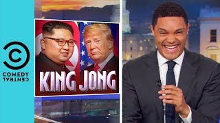 """Donald Trump Is Kim Jong Un's """"Fanboy Number 1"""" 