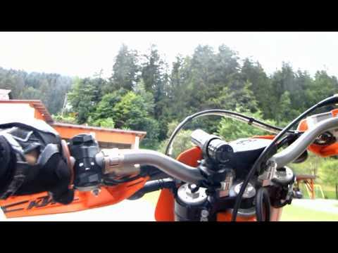 KTM 125 EXC SixDays 2011 - Akrapovič