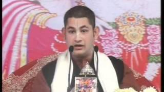 H.H SRI PUNDRIK GOSWAMI JI MAHARAJ Rurki Katha Day -3,part 1.mp4