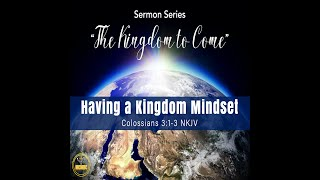 """July-5-020 """"The Kingdom to Come"""" MCMBC Worship Service"""