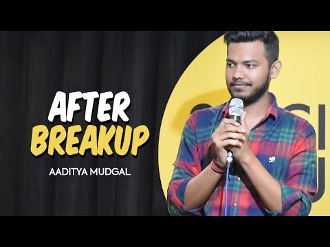 After Breakup | Aaditya Mudgal |  The Social House Poetry | Oneplus