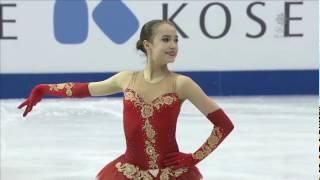 Alina ZAGITOVA FS 2017 Jr Worlds