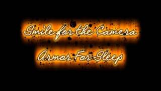 Smile for the Camera - Armor For Sleep