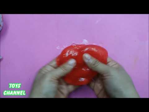 DIY Slime Johnsons Baby Oil, How To Make Slime Johnsons Baby Oil No Borax