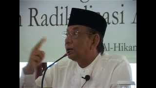 KH Hasyim Muzadi Membangun Kesadaran Dan Strategi Dalam Menghadapi Gerakan Radikalisasi Agama