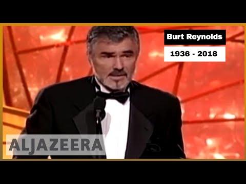 Farewell to Bo Bandit: Burt Reynolds dies aged 82 | Al Jazeera English