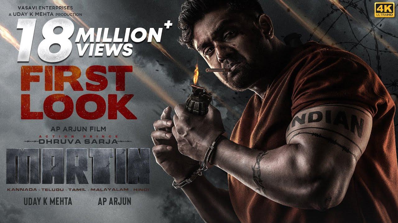 Martin (2021) Kannada Full Movie Info