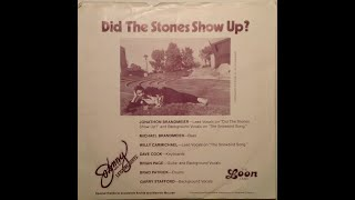 """Johnny & His Leisure Suits """"Did The Stones Show Up?"""" KZZP 1981"""