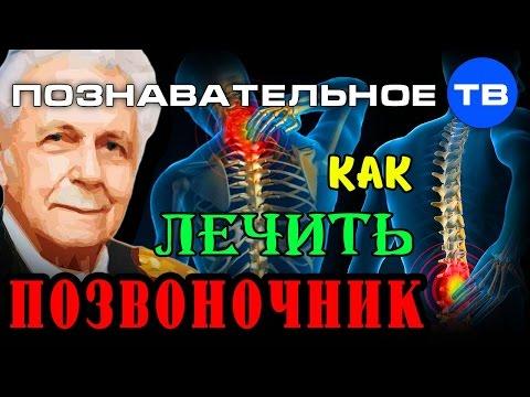 Как лечить позвоночник (Познавательное ТВ, Иван Неумывакин)
