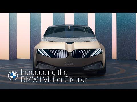 Musique publicité BMW Présentation de la pub BMW i Vision Circular 2021   Juillet 2021