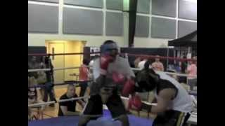 preview picture of video 'KIERON Ram RAMDEEN Winning in Patterson, NY 8/18/12 at 195lbs'